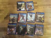 PlayStation4 Game Bundle