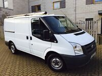 FORD TRANSIT 2.2 TDCI DURATORQ 300 SWB PANEL VAN 1 OWNER MINT CONDITION READY FOR WORK