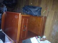 2 bed side units