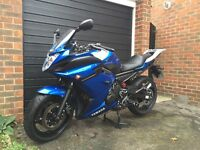 Immaculate Yamaha XJ 6F ABS Diversion For Sale