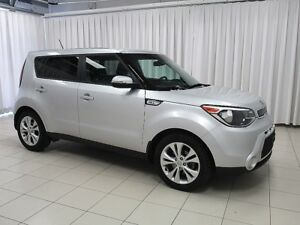 2016 Kia Soul EX GDI 5DR HATCH. GREAT PRICE !! w/ ALLOY WHEELS,