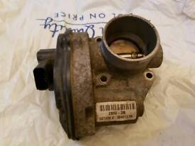 Ford Fiesta Throttle Body. Cheadle Hulme Collection £20