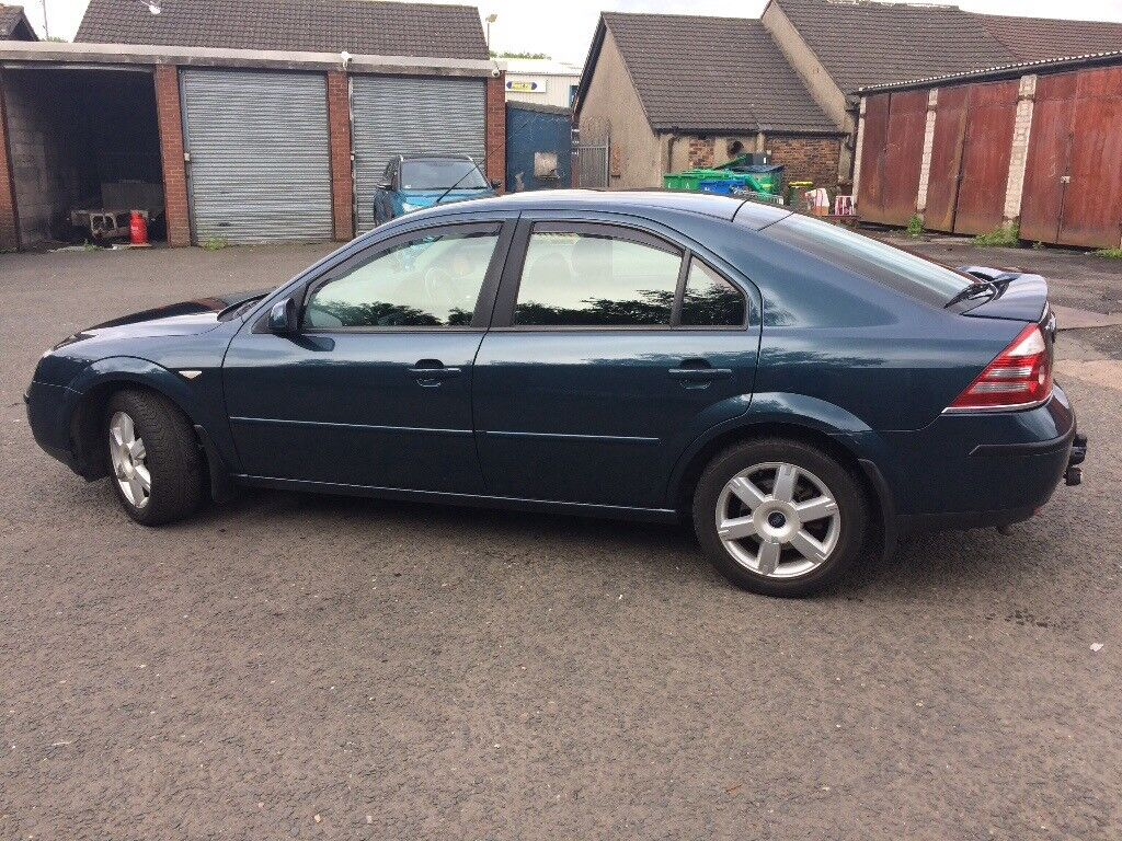 Sale or swap or px for newer mondeo