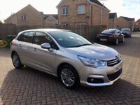 2013 CITROEN C4 VTR+ 1.6 DIESEL, FULL SERVICE HISTORY, CRUISE, USB, AUX, HPI CLEAR