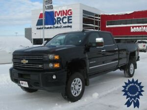 2016 Chevrolet Silverado 3500HD LTZ, 6.6L Diesel, 8 Ft Long Box