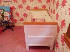 Cot Bed for sale good condition
