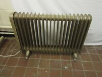 Oil Radiator Dimplex . With time control .