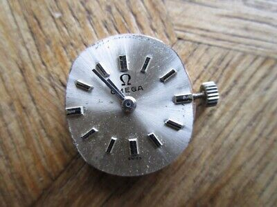 Vintage Ladies OMEGA Manual Movement Cal. 620. For Parts.