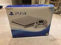 PlayStation 4 - 500gb - White - 1 Controller