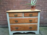 Solid wood - Chest of drawers