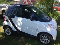 2008 SMART FORTWO 3 CYLINDRES
