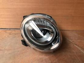 Fiat 500 2017 new style headlight for sale