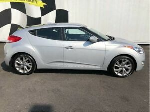 2016 Hyundai Veloster Manual, Bluetooth, Power Group, 6, 000km