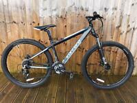 Carrera vengeance mountain bike will post