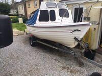 Dell quay fishing boat