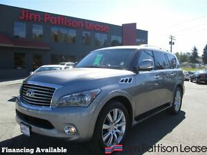 2011 Infiniti QX56 Fully Loaded!