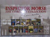 INSPECTOR MORSE '13 BOOK SET'