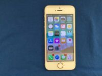 iPhone 5s(EE, BT, Virgin |14 Day Guarantee|16GB|Deliver+Post|Apple|Gold) [][