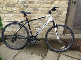 Men's carrera crossfire bike