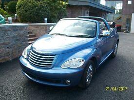 2006 Chrysler Pt Cruiser Convertible Limited . 2.4 Chrome Wheels