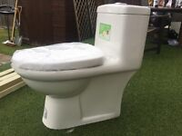 Eco friendly toilet brand new and boxed