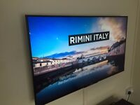 Sony KDL-55W829B Full HD 3D TV with X-Reality PRO 55 inch EXCELLENT Condition