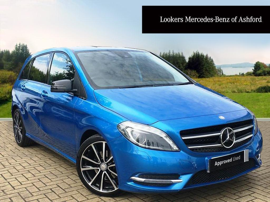 mercedes benz b class b200 cdi blueefficiency sport blue 2014 10 20 in ashford kent gumtree. Black Bedroom Furniture Sets. Home Design Ideas