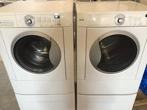 FRIGIDAIRE Laveuse Secheuse Frontales Frontload Washer Dryer