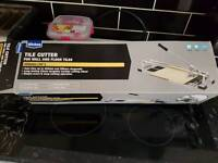 Wickes tile cutter for walls and floor tiles please read ad