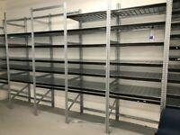 Commercial Metal Shelving / Racking Storage System 123