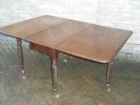 Antique Drop leaf Table.