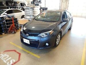 2014 Toyota Corolla S Sporty meets practical