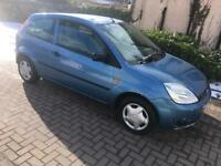 FORD FIESTA 1.2 3 DOOR WITH MOT DRIVE AWAY MAY SWAP