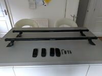 Roof bars for Ford C Max