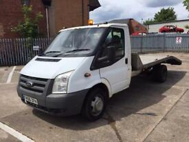 Ford Transit Recovery truck in very good condition,1 year M.O.T