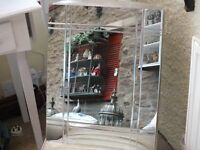 Attractive modern decorative mirror
