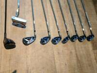 Taylor Made M2 LEFT HANDED set with putter and hybrid
