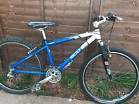 Bike Scott 24 speed with front suspension