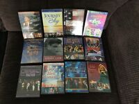 Christian Music DVDs & CDs - Bill Gaither Gospel Series - Homecoming, Robin Mark, Casting Crowns