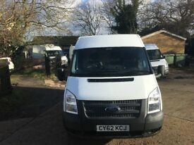 FORD TRANSIT MWB MEDIUM ROOF.2013.CHOICE OF 5 VANS.LOW MILES.ONE OWNER
