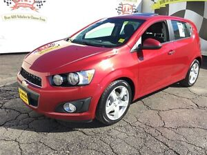2012 Chevrolet Sonic LT, Automatic,