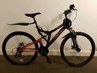Mountain bike Vertigo Dual suspension