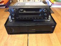 BMW Mini Stereo Head Unit & 6 CD Changer