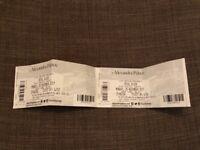 2x Royal Blood Tickets - Alexandra Palace - Monday 20th November