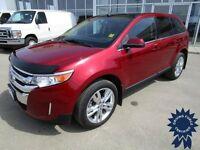 2013 Ford Edge Limited All Wheel Drive SUV, Factory Remote Start