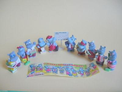 Kompl.-Satz - Happy Hippo Company + BPZ