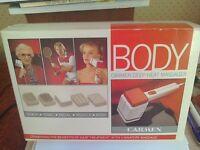 Carmen heat massager