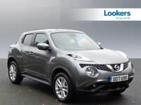 Nissan Juke N-CONNECTA DCI (grey) 2017-06-30