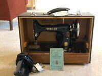 Vintage 1954 Singer 99K Electric Sewing Machine EK060.334