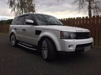 Land Rover Range Rover Sport 61 Reg 3.0 TD V6 HSE 5dr May swap for something different or just sell